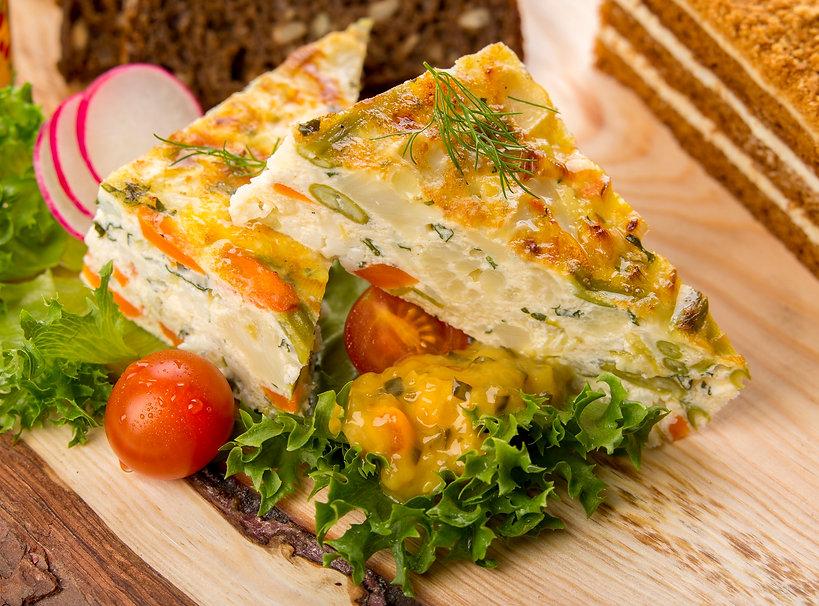 Veggie Loaded Frittata