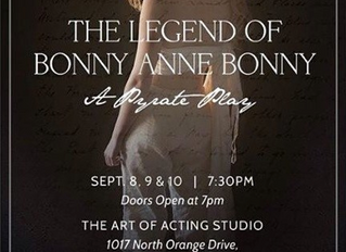 The Legend of Bonny Anne Bonny