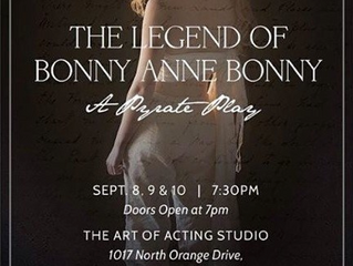 The Legend of Bonny Anne Bonny