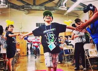 Young Storytellers Big Show at Cheremoya Elementary
