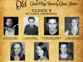 CLOUD 9 at HCLAB presents The Old Play Reading Festival