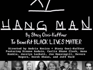 """The Spare Change Series presents """"Hang Man"""" to benefit Black Lives Matter"""