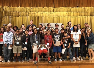 Young Storytellers at Saturn Elementary