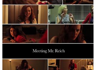 Meeting Mr. Reich