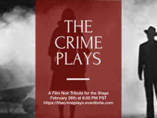 """She Was a Dick's Tracie"" in The Crime Plays at Scribe Stages"