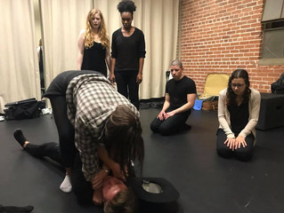 LEBENSRAUM at Art of Acting Studio