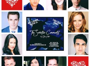Bull & Bearer Theatre Co. Table Read Series: The Seduction Community