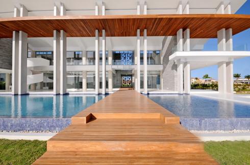 Villa Akim / Diseño de Interiores: Garcia Mathies @garciamathiesgroup Construccion: Bestinpro