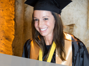 Alumni of the month Yvonne Cocetti, Italy