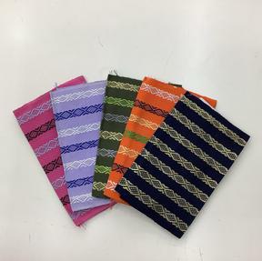 ベトナム手織りドビー(5柄各5色)