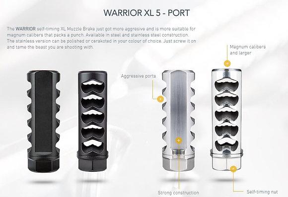 Warrior 5 Port Self Timing Brake