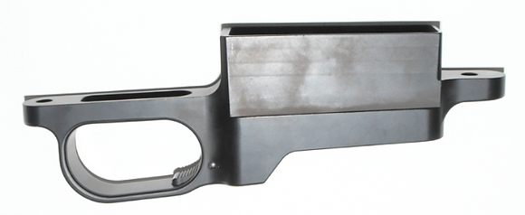 Remington LA Bottom Metal with 5 round magazine