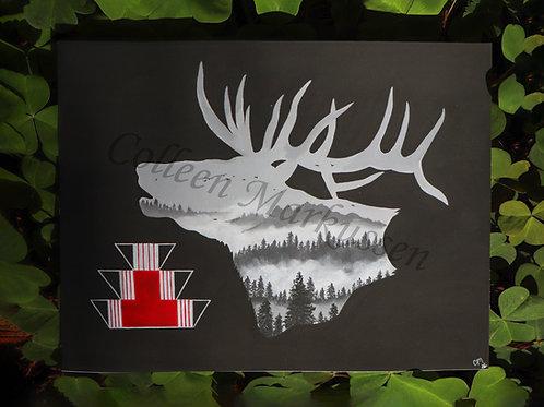 Mey-Weelh (Elk)