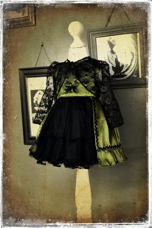 Bellatrix The Baby Witch Gothic Gown