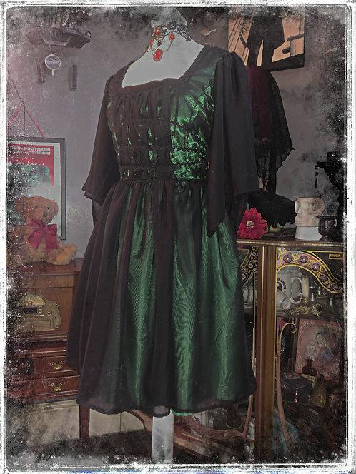 The Murderous Helena Hemlock Dress