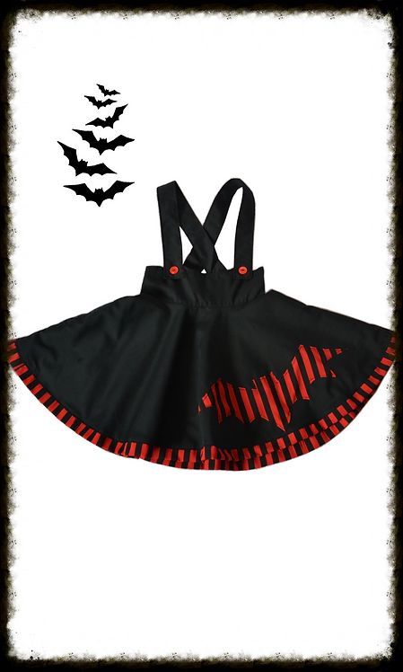 BabyBat Pinifore Skirt