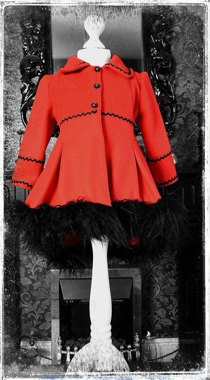 Little Leonora The Devil's Child Victorian Style Coat