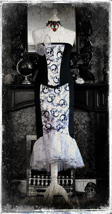 Danse Macabre Corset & Skirt