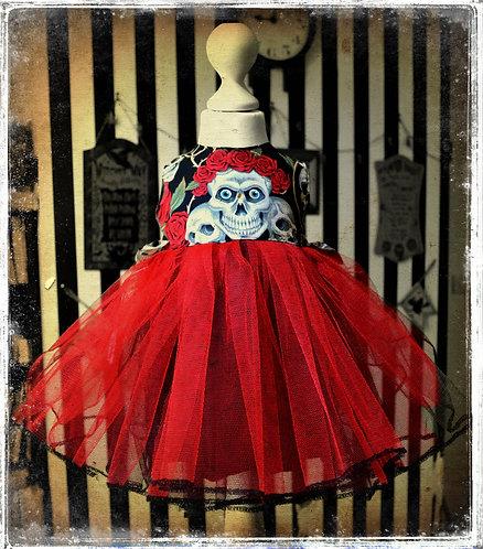Lil' Miss Muertos Gown
