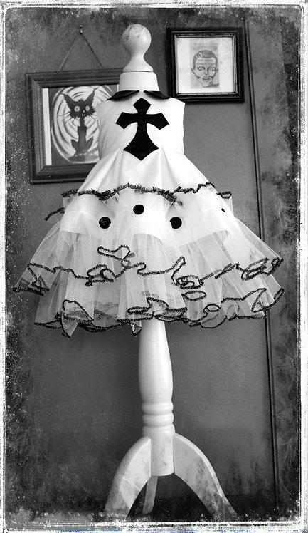 Crucified Cordelia The Vampire Child Dress