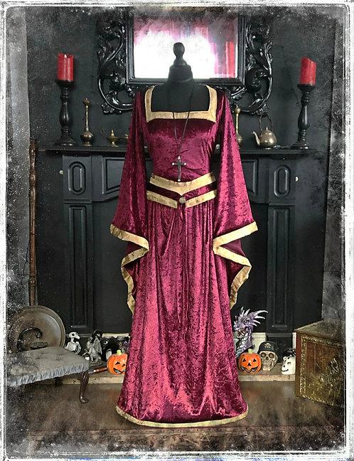 Countess Bathory BloodLust Wedding Dress