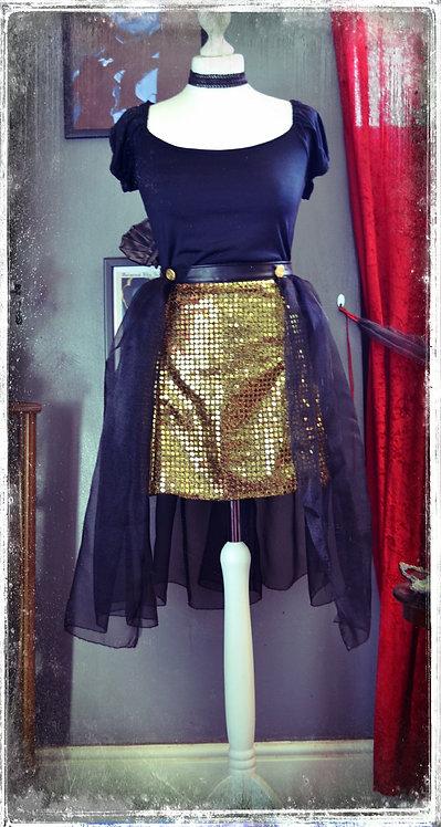 The Gilded Vampire Skirt