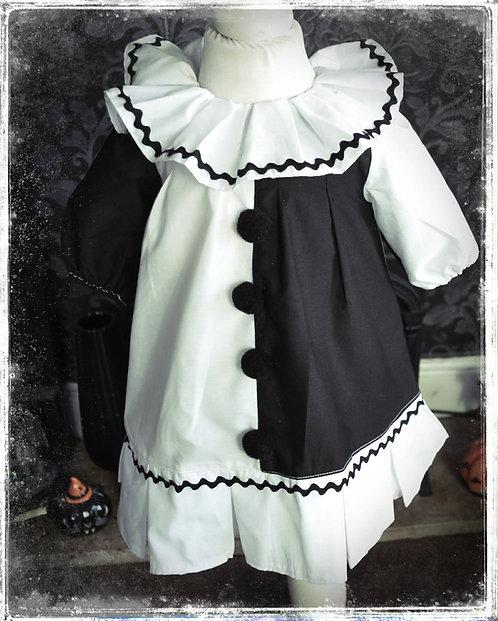 Terrifier - Art The Clown Baby & Toddler Costume