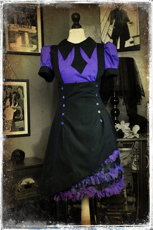 The Tokyo Temptress Anime Lolita Gown