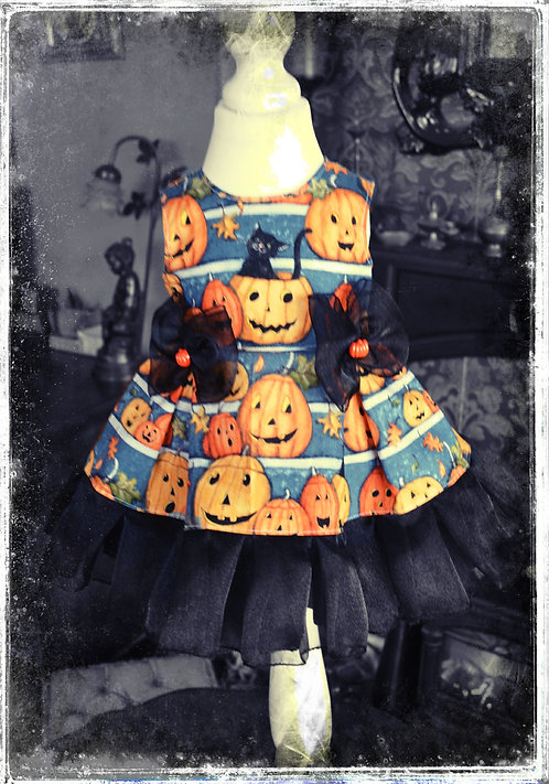 Killer Kitty Party Dress