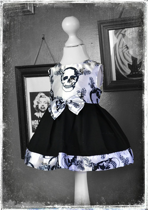 The Darkling Gothic Baby Dress