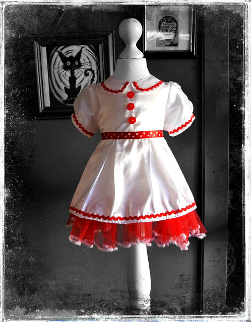 Baby Pennywise Spooky Gown
