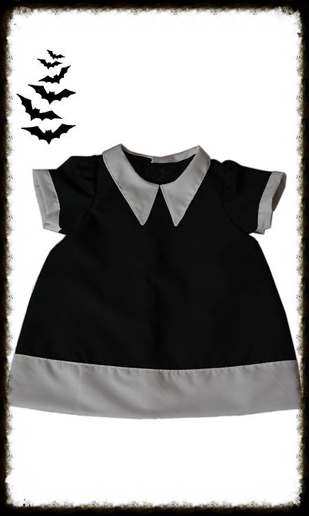 Bambino Addams Dress & Panties
