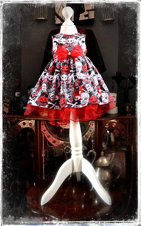Frightful Fenella Party Dress