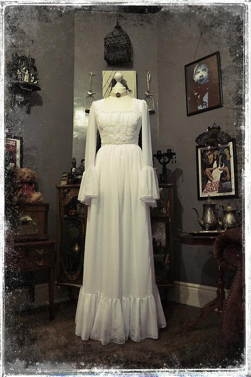 'til Death Us Do Part Bridal Dress