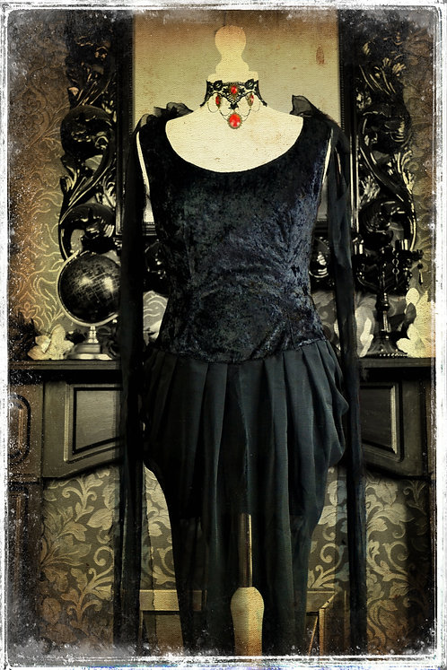 The Vampire's Funeral Gown