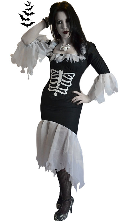 Mortuary Dress & Corset