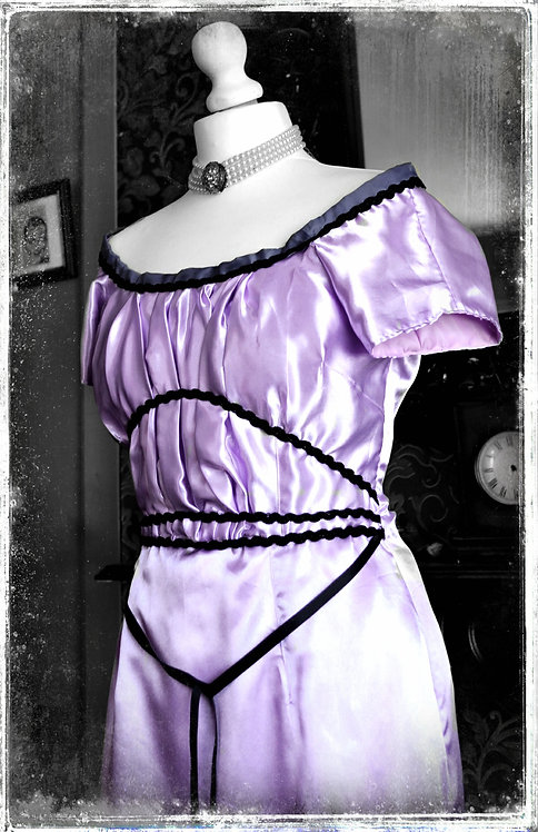 Sample Sale! Transylvania Twist Lily Munster Gown