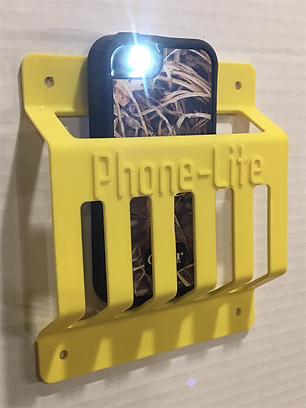 "Phone-Lite ""Telefòn-lit"""