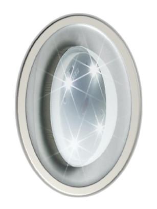 Soluções de iluminação para banheiros portáteis
