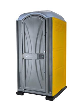 Standard size portable toilet