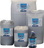 Desodorante líquido para banheiros portáteis