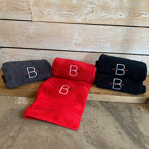 Barre Towel