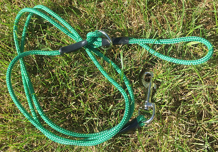 Rope Leashes Snap Large
