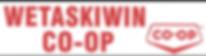 Wetaskiwin Co-Op Logo