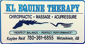 KL Equine Therapy Logo