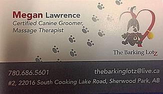 The Barking Lotz Logo