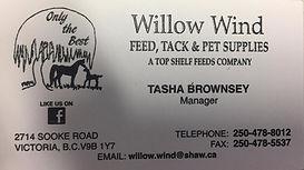 Willow Wind Logo