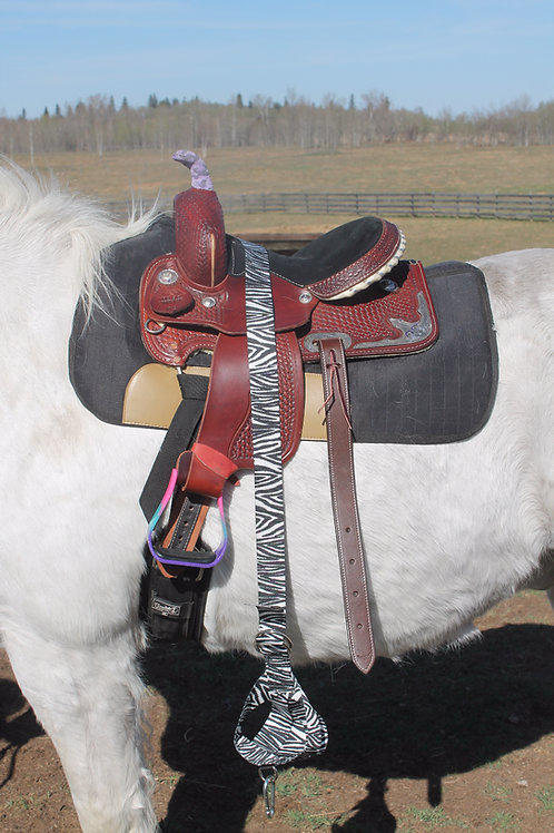 Versatile Mount Up Stirrup