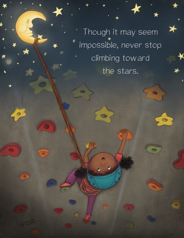Climbing toward the Stars