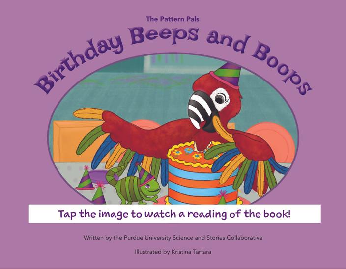 Birthday Beeps & Boops Online!